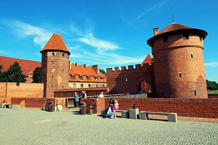 GRUNWALD - TRÓJMIASTO - MALBORK  Grunwald, Gdańsk, Gdynia, Sopot, Malbork